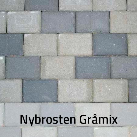 Nybrosten Gråmix