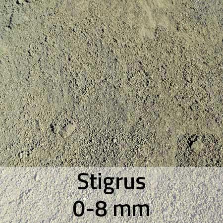 Stigrus 0-8 mm
