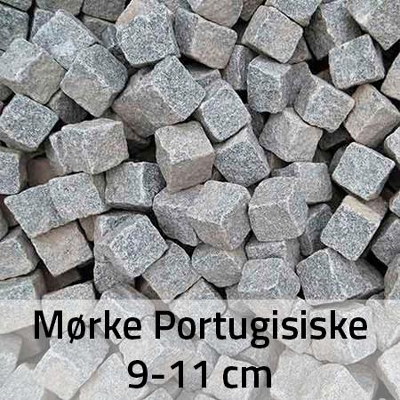 Mørke Portugisiske 9-11 cm