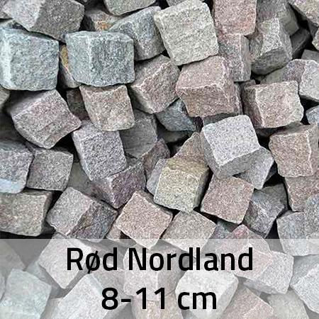 Rød Nordland 8-11 cm